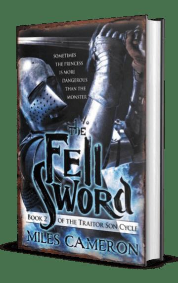 The Fell Sword (Traitor Son 2)