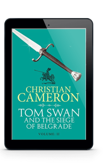 Tom Swan and the Siege of Belgrade: Part Two