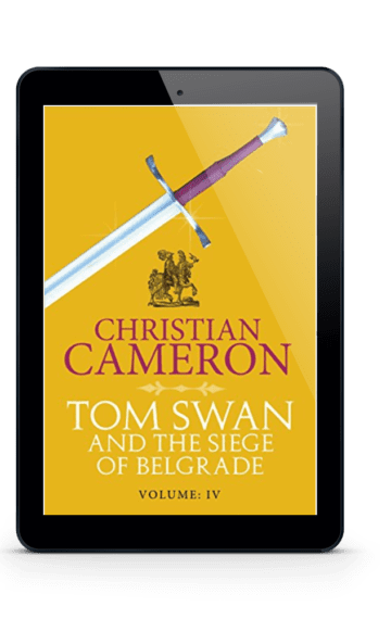 Tom Swan and the Siege of Belgrade: Part Four