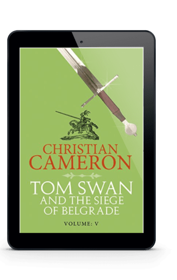 Tom Swan and the Siege of Belgrade: Part Five